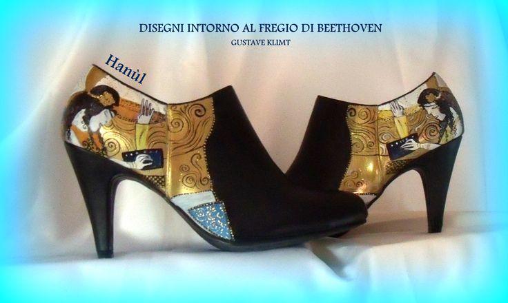 #scarpe dipinte a mano#stivali dipinti#accessori dipinti#hand-painted shoes#