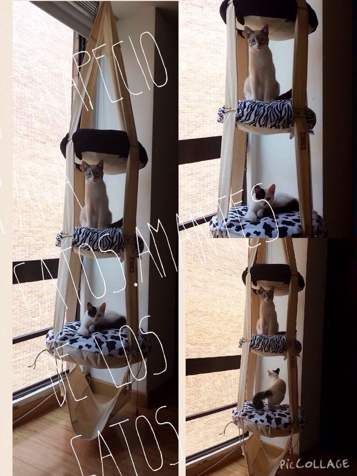 FB Trapecio Para Gatos.Amantes  De los Gatos