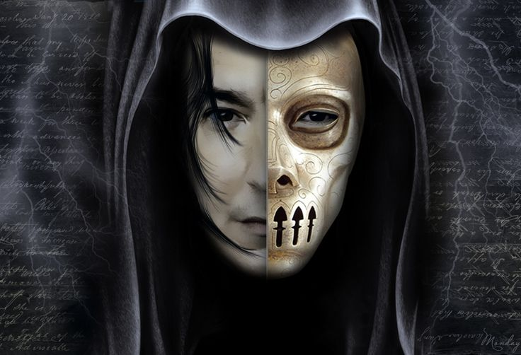 Severus Snape - Death Eater by Monday-----AR.deviantart.com on @deviantART