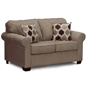 American Signature Furniture Fletcher Upholstery Twin