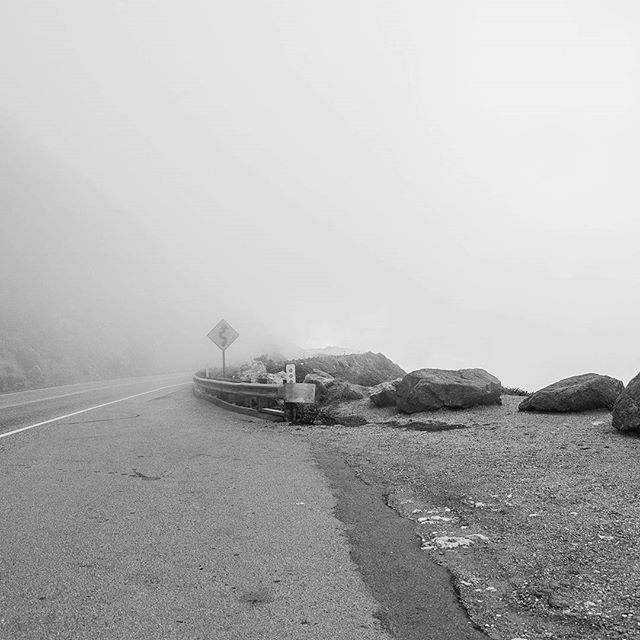When there's no a visible way just keep going. Nothing lasts forever #bigsur #fog #california #blackandwhite #landscape #road #foggy #foggyroad #westcoast #landscapehunter #landscapephotography #highwayone #californialiving #mistery #hidden #nothinglastsforever #пейзаж #туман #дорога #чернобелое #калифорния #фотоприроды #мгла #ничегоневидно #выходанет #montereylocals - posted by Inna https://www.instagram.com/i.sherman. See more of Big Sur at http://bigsurlocals.com