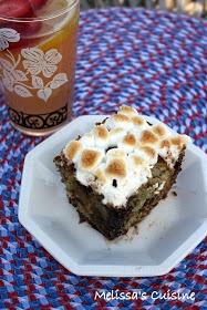mores Banana Bread Cake | S'mores Please!! | Pinterest