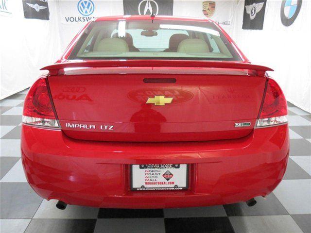 2013 Impala LTZ. I love my black 2012 LTZ (Gladys), but this red is certainly striking!