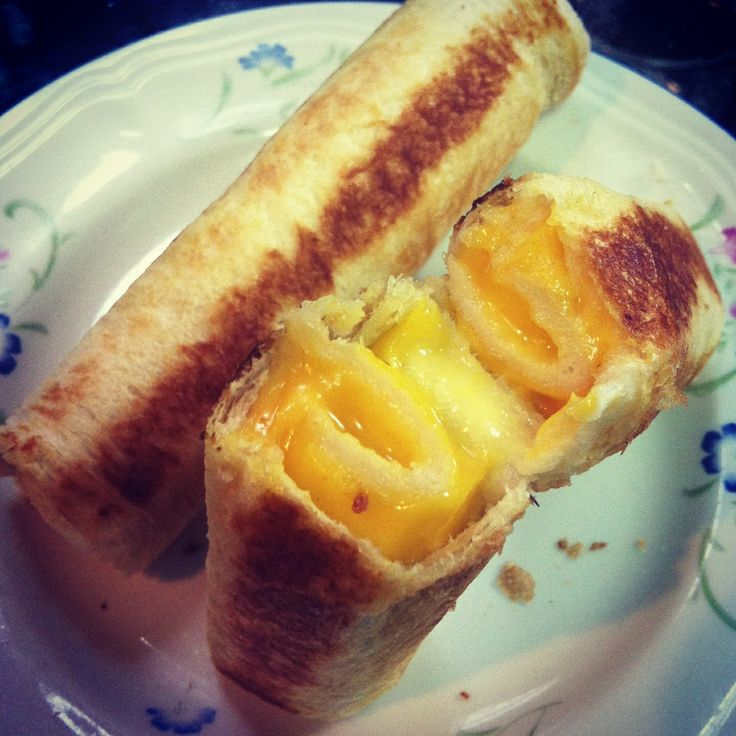 Grilled cheese stick