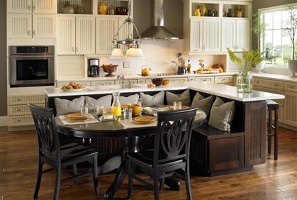 Kitchen Island Designs Ideas Pictures & DIY Remodeling