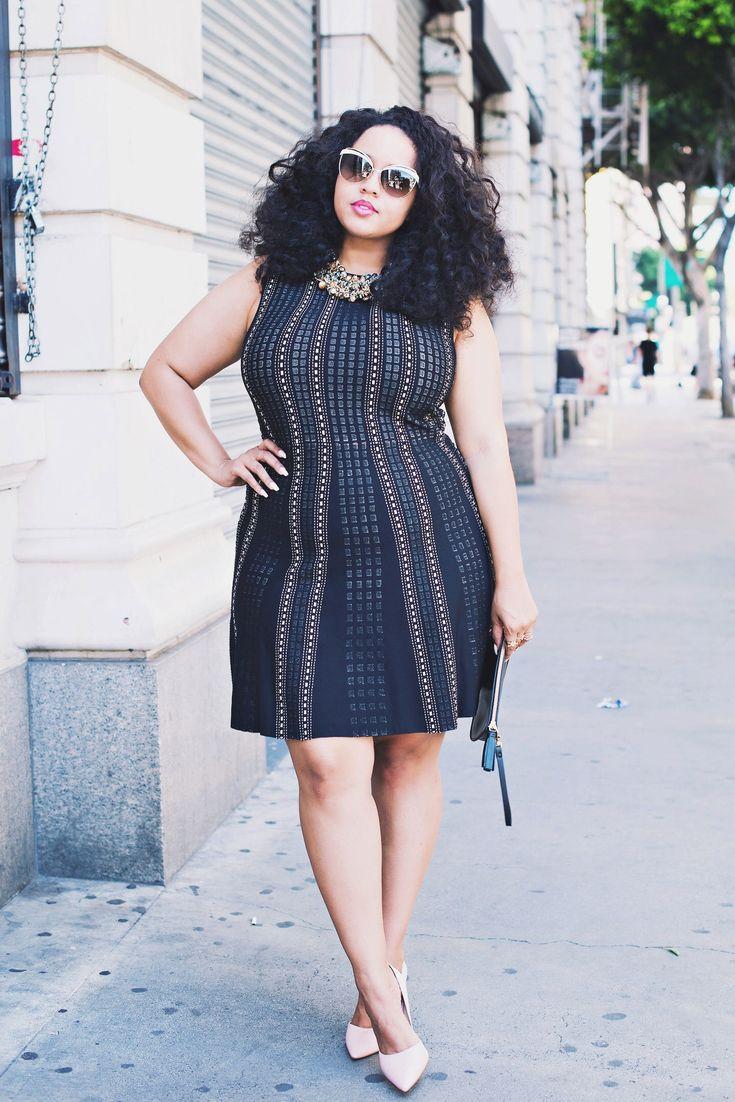 Fashion news editor flare dresses