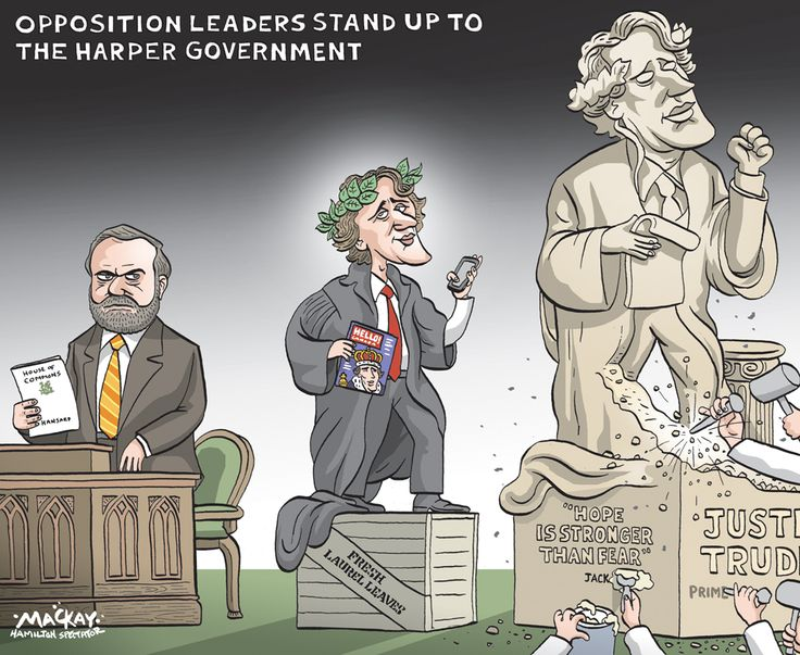 NDP leader Tom Mulcair just can't win... ever by Graeme
