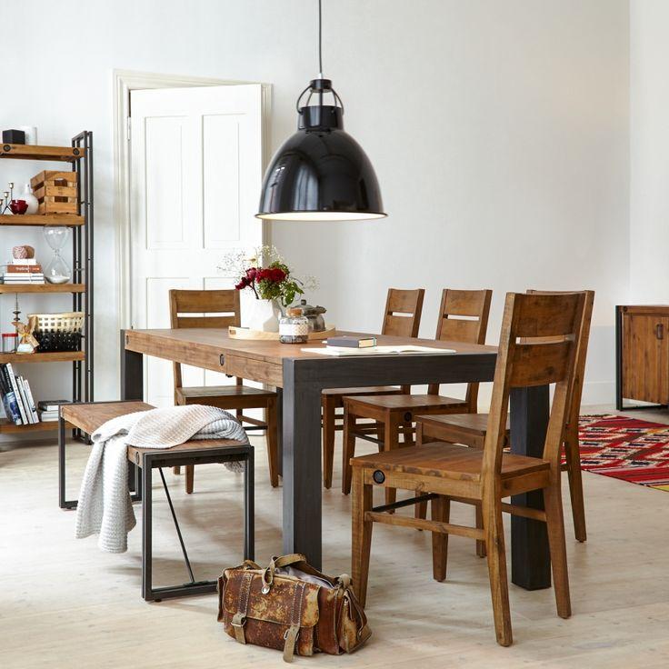 39 best m bel serie industrial images on pinterest. Black Bedroom Furniture Sets. Home Design Ideas