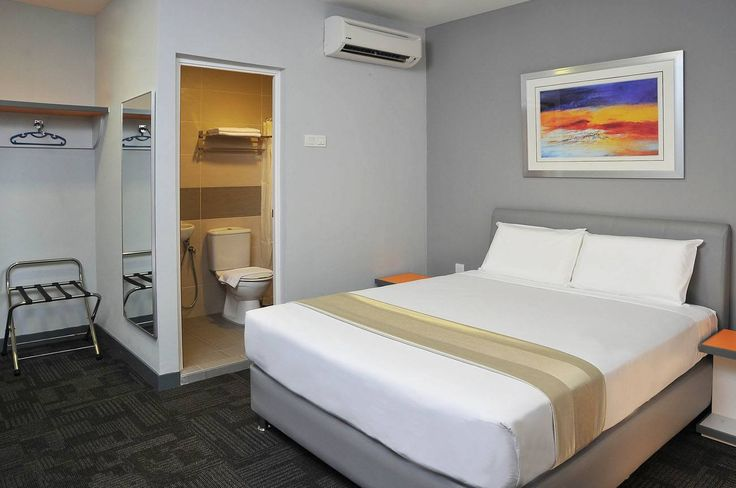 Stay in Kuala Lumpur's best budget hotel rated Top 1% by Trip Advisor in 2016.  If you're traveling to KL and looking for a cheap hotel to stay in the heart of KL city, book a room now at U Pac Hotel KL! Early birds and long-term stays enjoy up to 20% off all room rates.