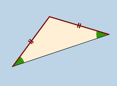 Converse of Isosceles Triangle Theorem: Interactive Discovery with Guiding Questions