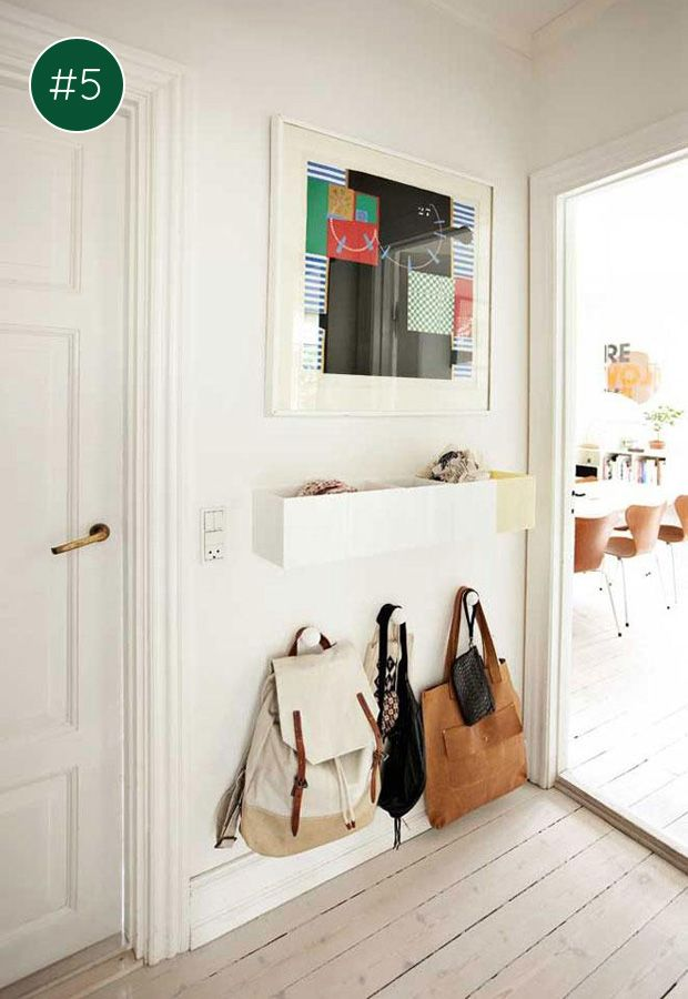hallway hooks #decor #hallway