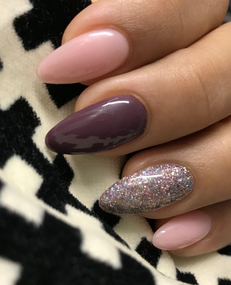 Liebe liebe diese Farbkombination! – Fingernägel – #Diese #Farbkombination #F … – Nagel Ideen
