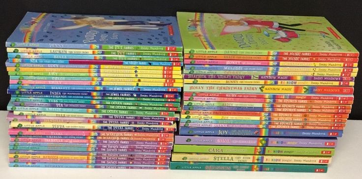 Lot 49 Rainbow Magic Fairies Books 2 Complete Sets + Special Editions & More! PB