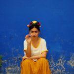 Frida. Η Έλλη Χρονιάρη «ζωγράφισε» στο 9ο Φεστιβάλ Off Off του Θεάτρου Επί Κολωνώ