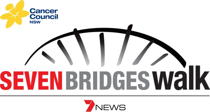 7 Bridges Walk - I'll be doing the annual walk on Sunday 25 Oct in memory of family and friends lost to cancer.