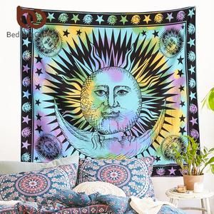 Colorful Psychedelic Tapestry.  #flowerchildhaven #flowerchild #hippy #hippylife #boho #bohostyle #hippie #hippiestyle #bohemian #goodvibes #goodvibesonly #gypsy