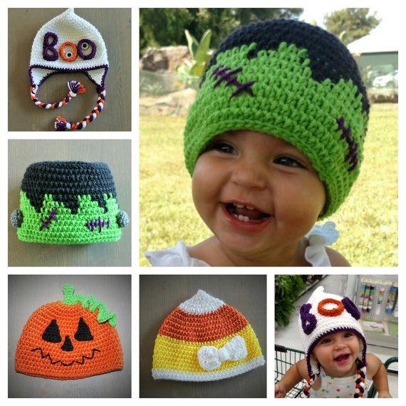 https://www.etsy.com/listing/246051183/handmade-halloween-crochet-hats-newborn