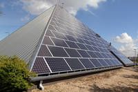 SRT/Renusol: Solar pyramid nominated for Solar Power Portal Award