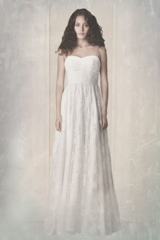 Charlie Brear wedding dress (stocked at the White Closet - Didsbury)