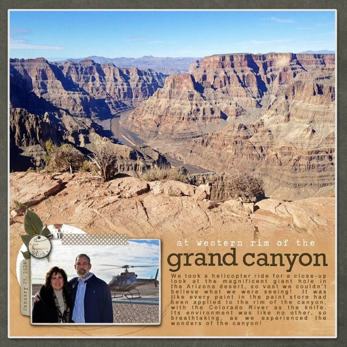 SSL - Helicopter Ride at Grand Canyon Western Rim