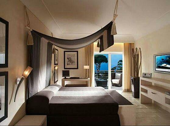 Die besten 25+ Stanza da letto design Ideen nur auf Pinterest - vorhang schlafzimmer modern