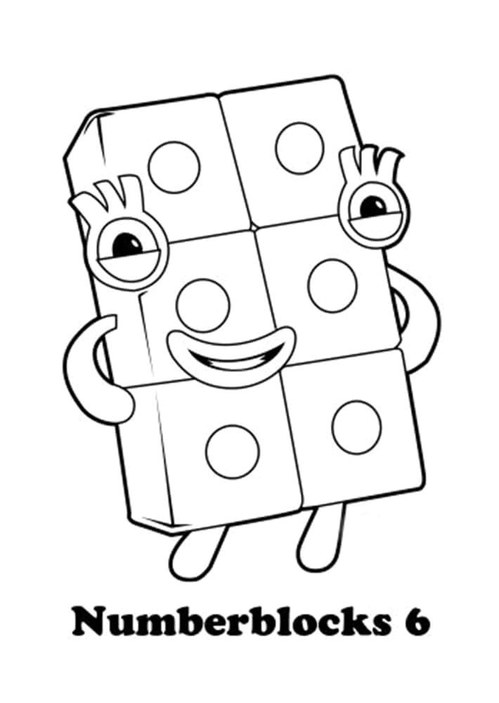 30 Numberblocks Coloring Pages Thevillageanthology Com In 2021 Coloring Pages Printables Free Kids Coloring Sheets For Kids