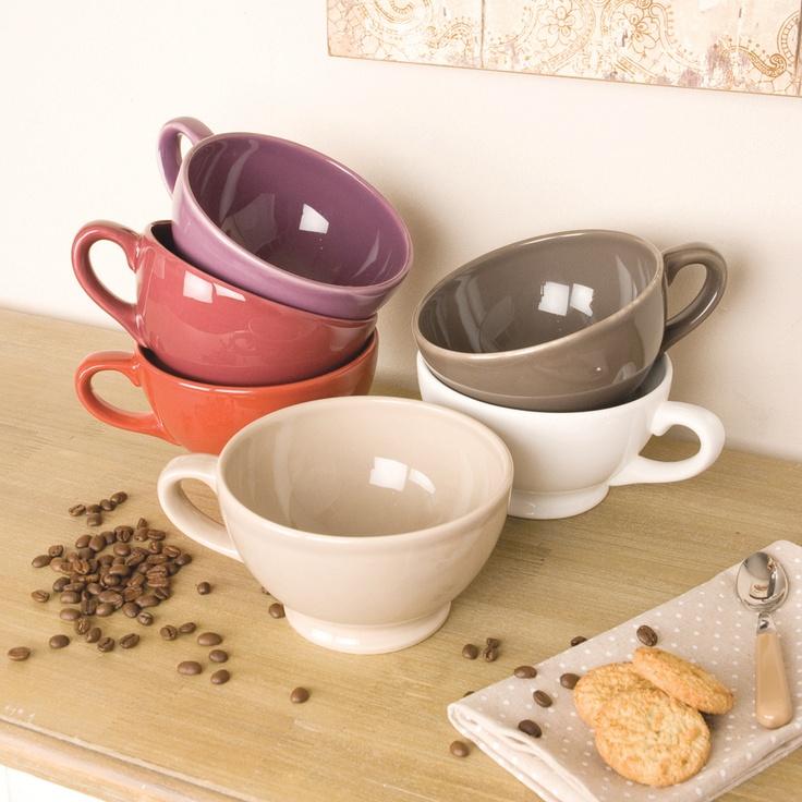 Modcloth Home Decor: Mugs, French Cup