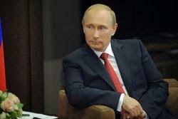 ΤΟ ΚΟΥΤΣΑΒΑΚΙ: Η συνάντηση του Vladimir Putin με τον Petro Porosh...