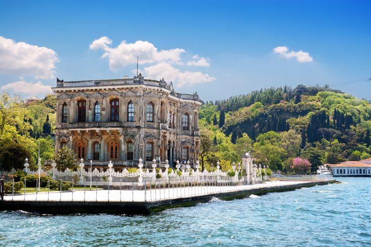 Kucuksu Palace, Istanbul