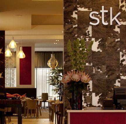 STK Restaurant and Lounge Bar, Rydges Auckland, Auckland, New Zealand.