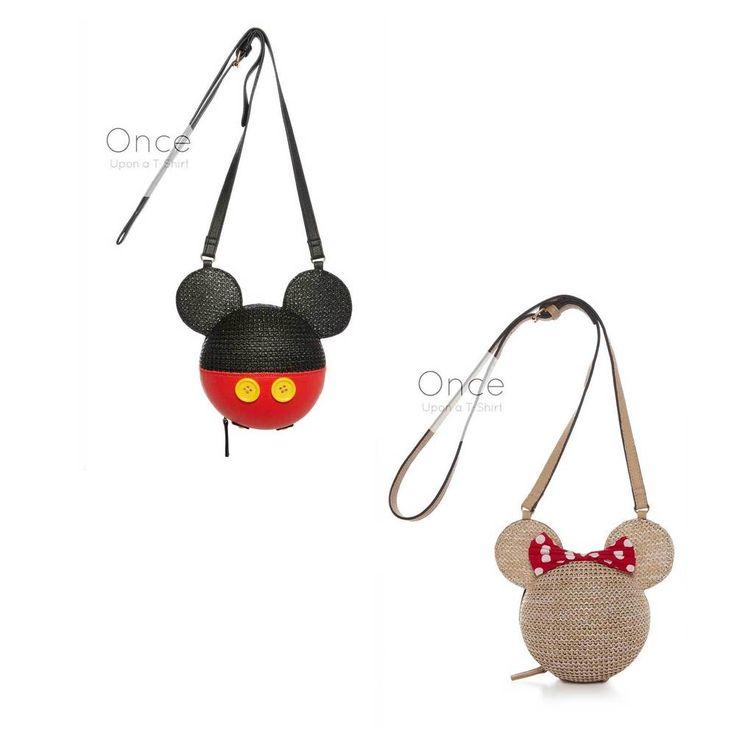 Primark DISNEY MICKEY MOUSE or MINNIE MOUSE Novelty Retro Handbag Fashion Bag | eBay
