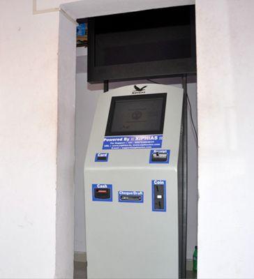 cash kiosk