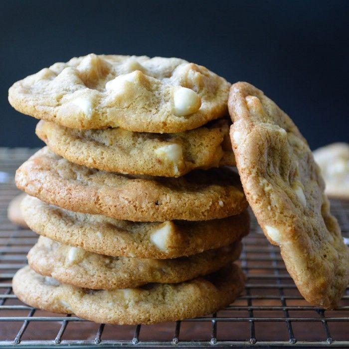 Gluten Free White Chocolate Macadamia Cookie Recipe