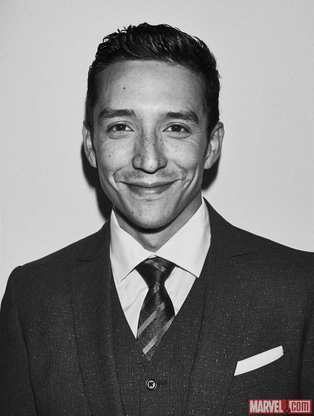 Gabriel Luna Robbie Reyes Cast Agents of SHIELD Ghost Rider Confirmed For Agents of S.H.I.E.L.D. Season 4