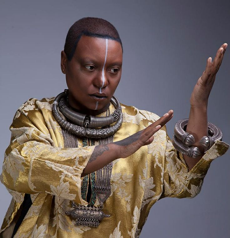 Meshell Ndegeocello from her FB profile page https://www.facebook ...