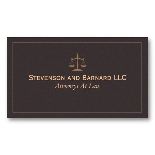 27 best high end business cards images on pinterest card patterns classic attorney business card colourmoves