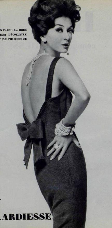 Pierre Balmain, 1961