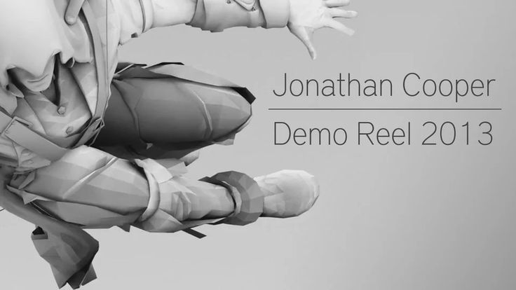 Jonathan Cooper Demo Reel 2013 on Vimeo