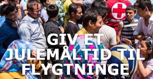 Hver dag risikerer desperate flygtninge livet ved at sejle over Middelhavet i dårlige og overfyldte både. De flygter fra krig og gru, fra bomber, snigskytter og meningsløs vold mod uskyldige. Flugten tværs over havet er lang og farefuld, og mange både når aldrig frem. Røde kors møder dem med tæpper