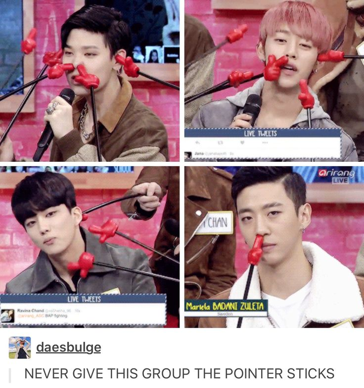 ㅋㅋㅋ but its priceless entertainment! #BAP