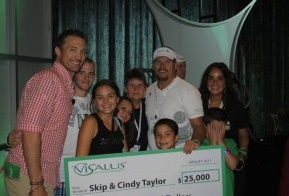 CONGRATULATIONS Skip & Cindy... another $25,000 Bonus! Get BIGGER CHECKS & Get Listed for FREE at http://MLMGods.com