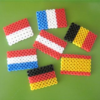 By MiekK: Vlaggen Strijken