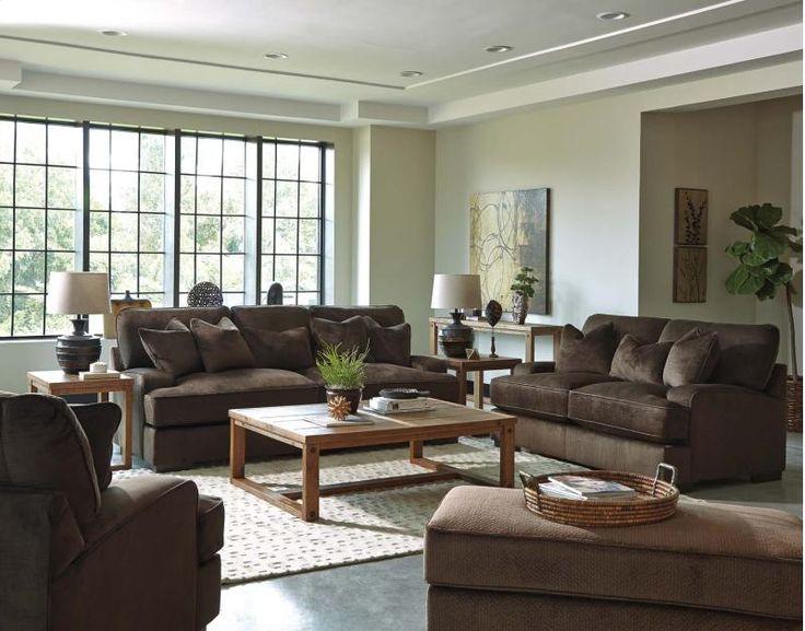 Best 25+ Chocolate living rooms ideas on Pinterest | Cream blinds ...