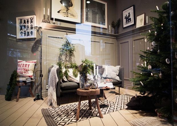 Living Room Decorating Ideas Christmas