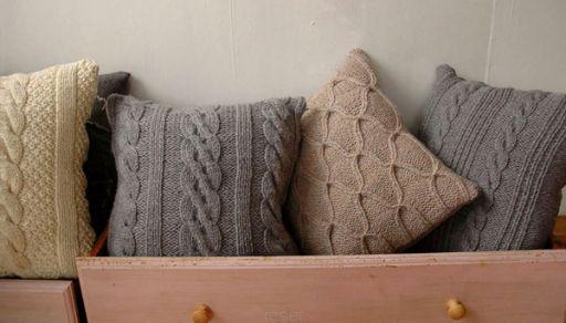 Relasé: Come fare un cuscino a maglia - passo dopo passo
