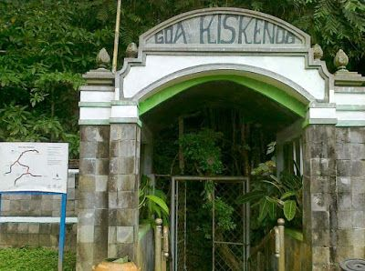 PERGIPEDIA  - Wisata Goa Kiskendo Kulon Progo . Goa Kiskendo  adalah merupakan sebuah goa yang te...