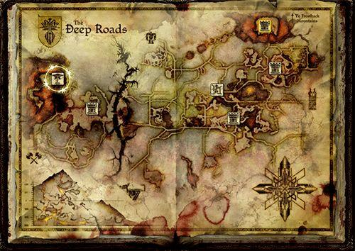 "varcolaci: "" ""Dragon Age: Origins maps "" """