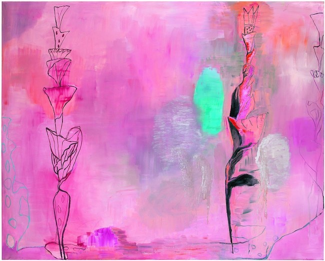 Leena Luostarinen. Karusoma says: Love the colors.