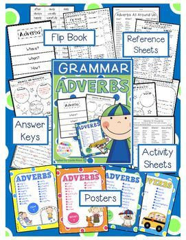 Understanding adverbs will help students become more proficient with their grammar skills. These engaging activities will enable students to practice writing adverbs in a meaningful way.