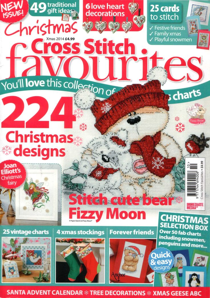 Favourites Christmas 2014  Patterns pinned